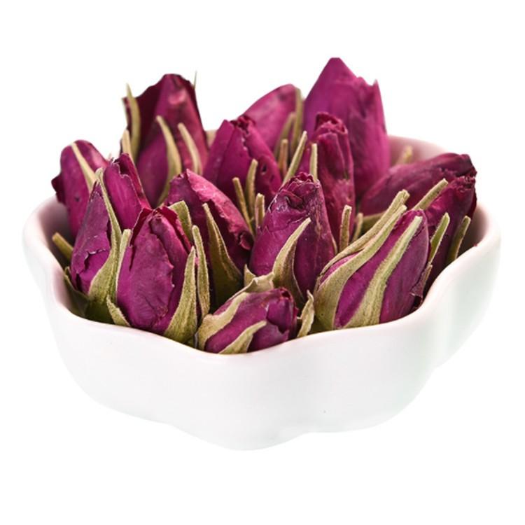 Natural Edible Dry Rose Bud Tea/ Rose Flower Tea - 4uTea   4uTea.com
