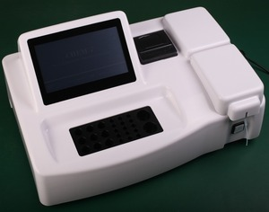 Semi-auto Biochemistry Analyzer with Coagulation and Incubator