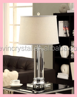 Modern Led Crystal Table Lamp For Home Decoration
