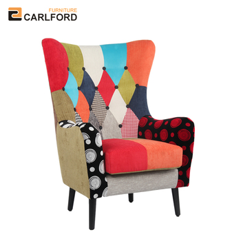 Modern Patchwork Armchair,Living Room Chair Patchwork Accent Chair,Relaxing  Comfortable Living Room Sofa Chair - Buy Amazon Sofa Chair,Living Room ...