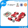 OEM design F1 racing car plastic usb flash drive car 8gb promotional sale
