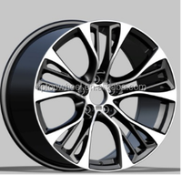 alloy wheels 20 inche fit for 2014 X5 M performance 5 hole high copy machine face manufacturer