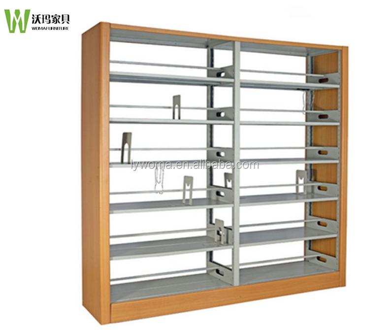 biblioteca de la de seis capas libro estanteria diseo utilizado estanteria de libros