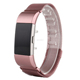 Milanese stainless steel watch strap bulk watch straps for Fitbit Charge 2