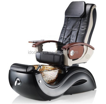 used no plumbing foot spa pedicure massage chair of pedicure chair