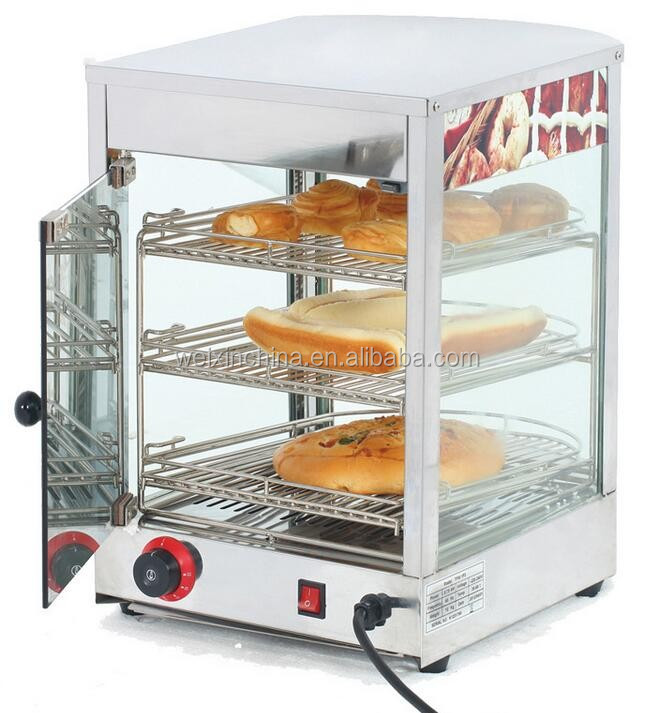 Small Commercial Food Warmer ~ Commercial mini food warmer showcase for display