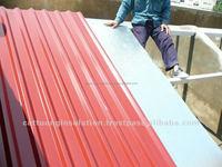 reflective aluminium foil radiant heat barriers