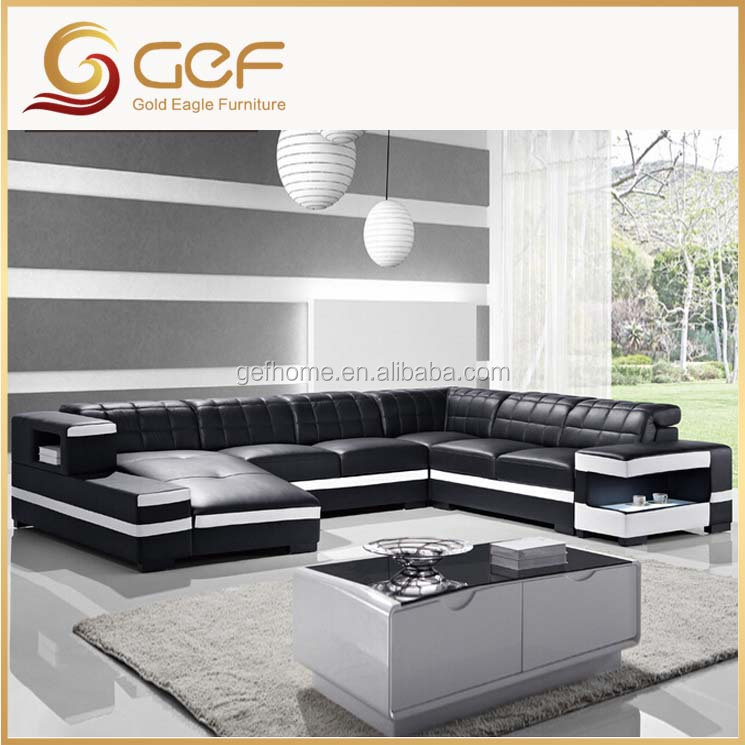 Round Hotel Lobby Leather Corner Sofa Designs For Drawing Room Product On Alibaba