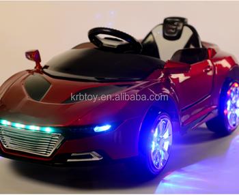 9ef76112b87f 12V remote control baby car kids RC ride on car with 2 motors baby car