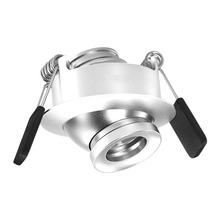 Restaurant stand beleuchtung reccsed in die wand led lampe esszimmer clip downlight