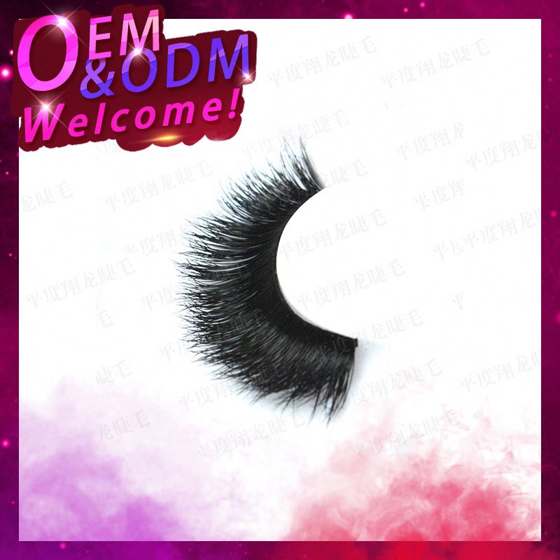 Top Quality Cheap Price Private Label 3d Mink Fur False Eyelashes