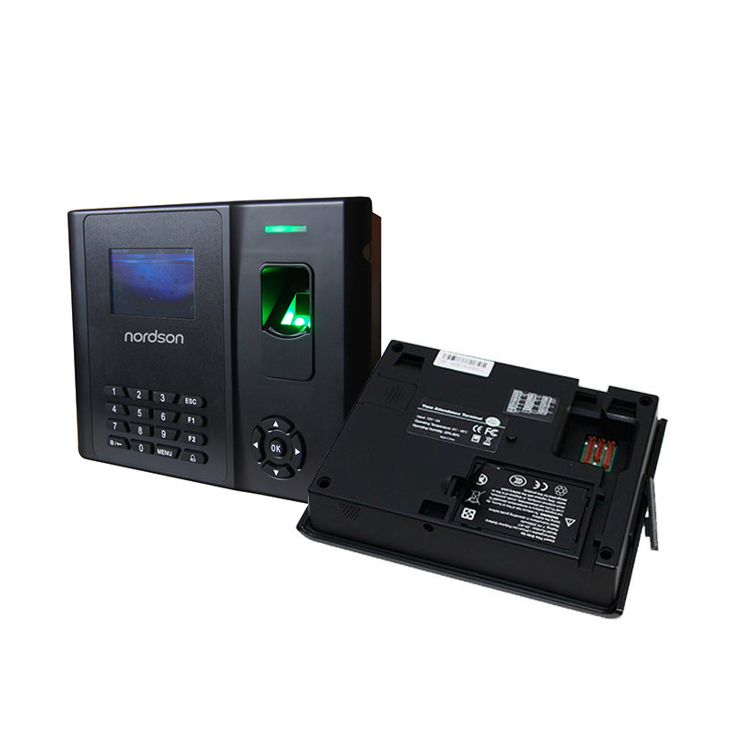 Best New arrival large capacity Internet Fingerprint Access Control Audit Keypad with Built-in Backup Battery