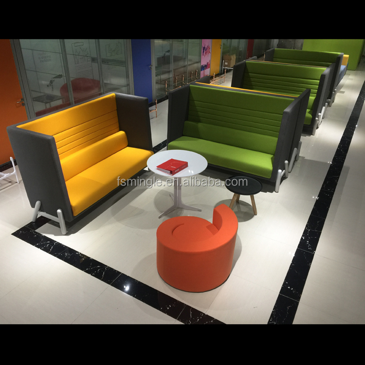 Office Booth meeting chair made in Guangzhou china Mingle furniture factory HF005