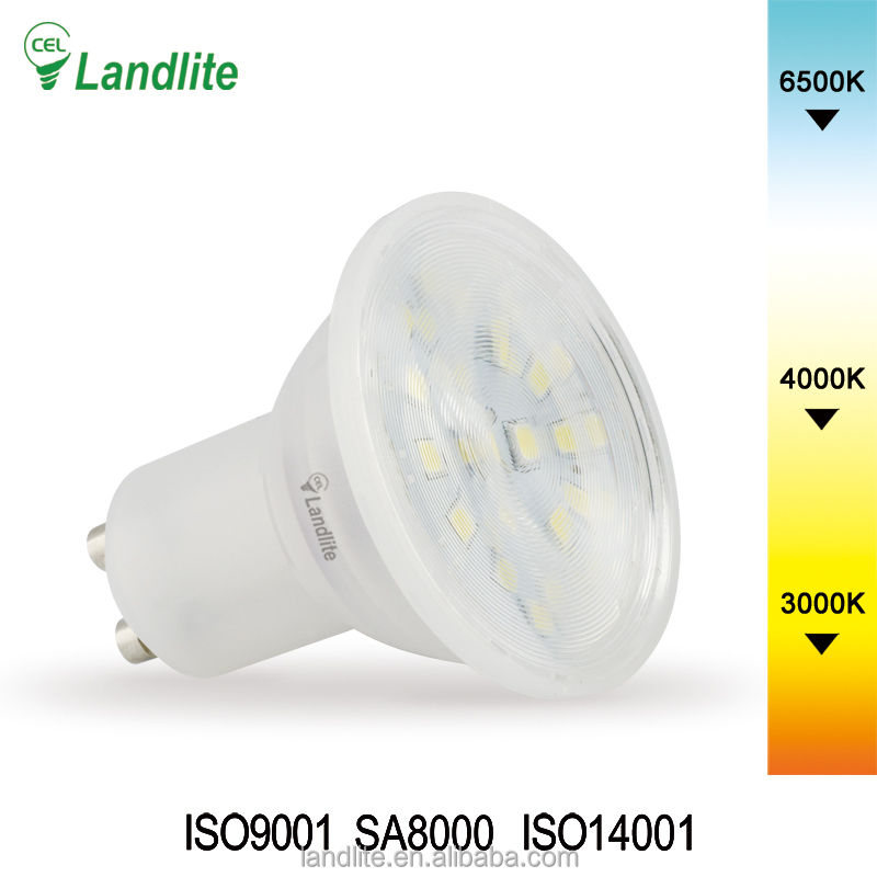 High Power GU10 220V Light Bulb 3W CE ROHS Led Lamp