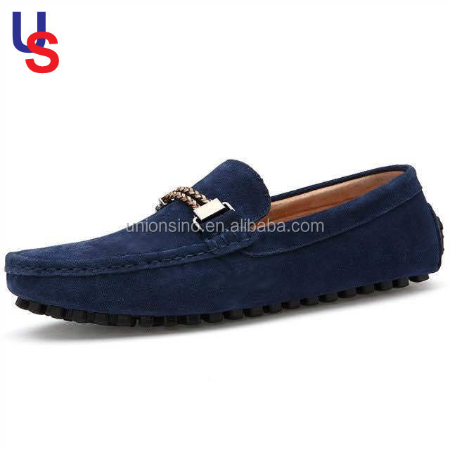 Good price The new spring and summer men &#39s driving casual men&#39s leather shoes