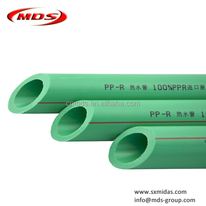 aqua flow water supply ppr pipes s3.2 pn2.0r ppr pipe manufacturers in China