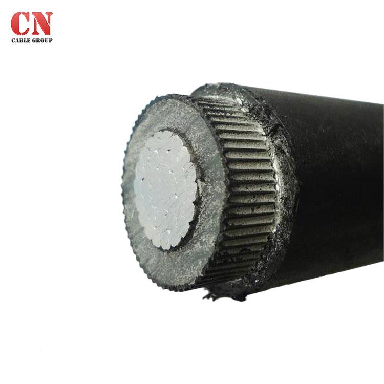 मध्यम वोल्टेज 35kv 400mm अल्युमीनियम पावर केबल के साथ reeel पैकेज