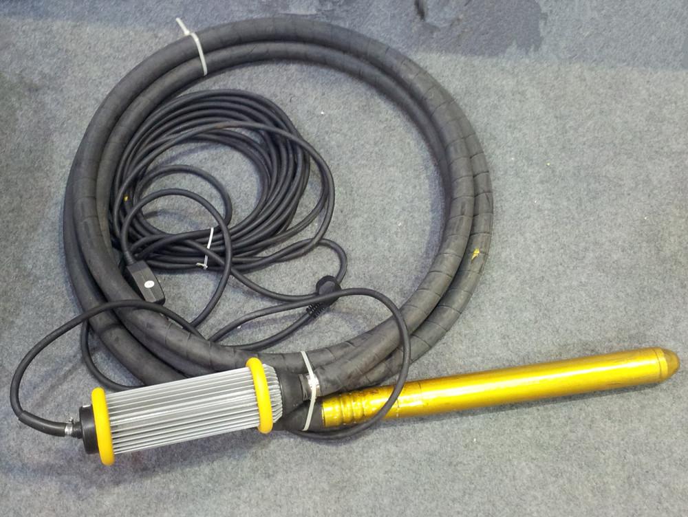 Used concrete vibrators