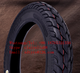High quality tubeless scooter tires 16x3.0