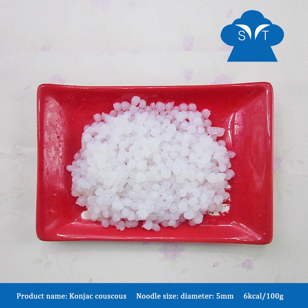 Pure White Konjac Rice Shirataki Konnyaku Buy Bulk Beras