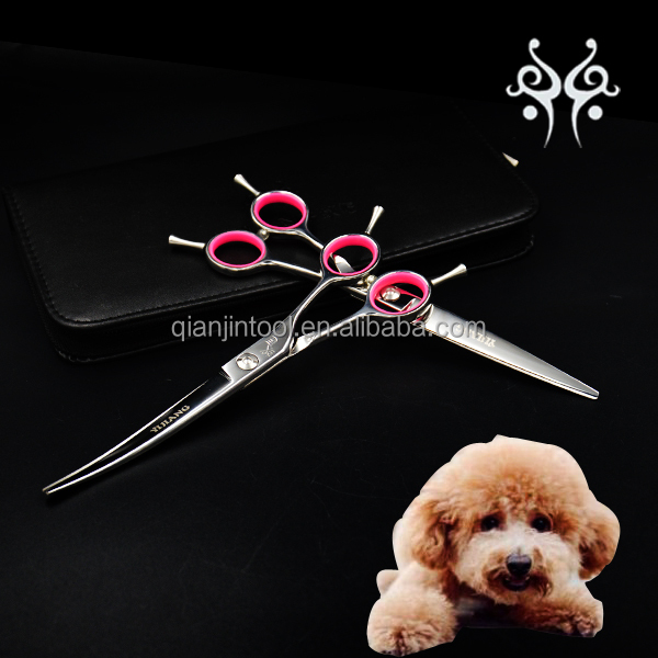 Hitachi Steel Pet Grooming Shear and High Quality pet grooming scissors set