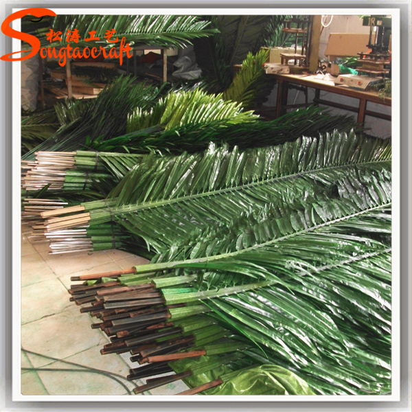 Chinese Wholesale Fake Fiberglass Plastic Large Coconut Bottle Palm Tree For Sale Coco Trees