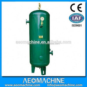 3000L 3M3 Screw Air Compressor Compressed Air Tank 8/10/13Bar From China