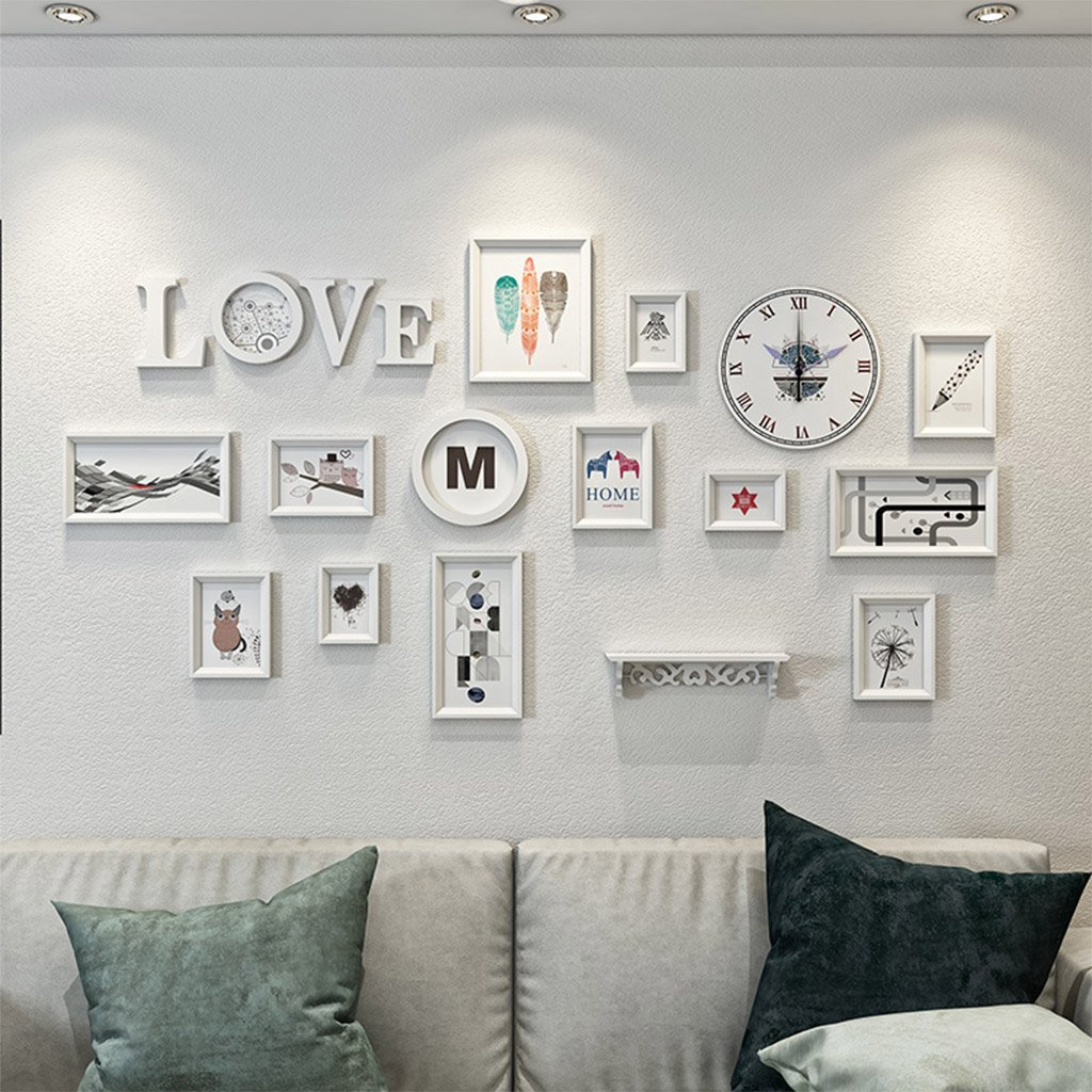 Cheap Photo Wall Collage Frames, find Photo Wall Collage Frames ...