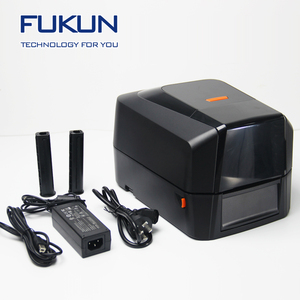 China Factory 110mm Thermal transfer barcode Label Printer For Sale