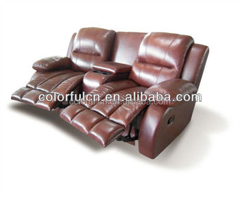 High Quality Leather 2 Seat Recliner Sofa ls601 Buy 2 Seat Recliner Sofa Leather Double