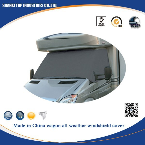 Made in China wagon all weather windshield cover