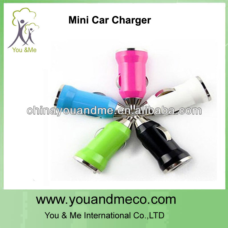 Reliable Car Charging Adapter for iPhone 5 5g 4g 4gs 3g 3gs