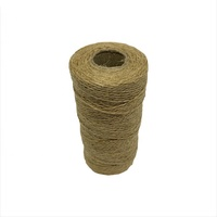 100m Natural Jute Burlap String Hemp Rope Party Wedding Gift Wrapping Cords Thread DIY Florists Craft Decor Twine