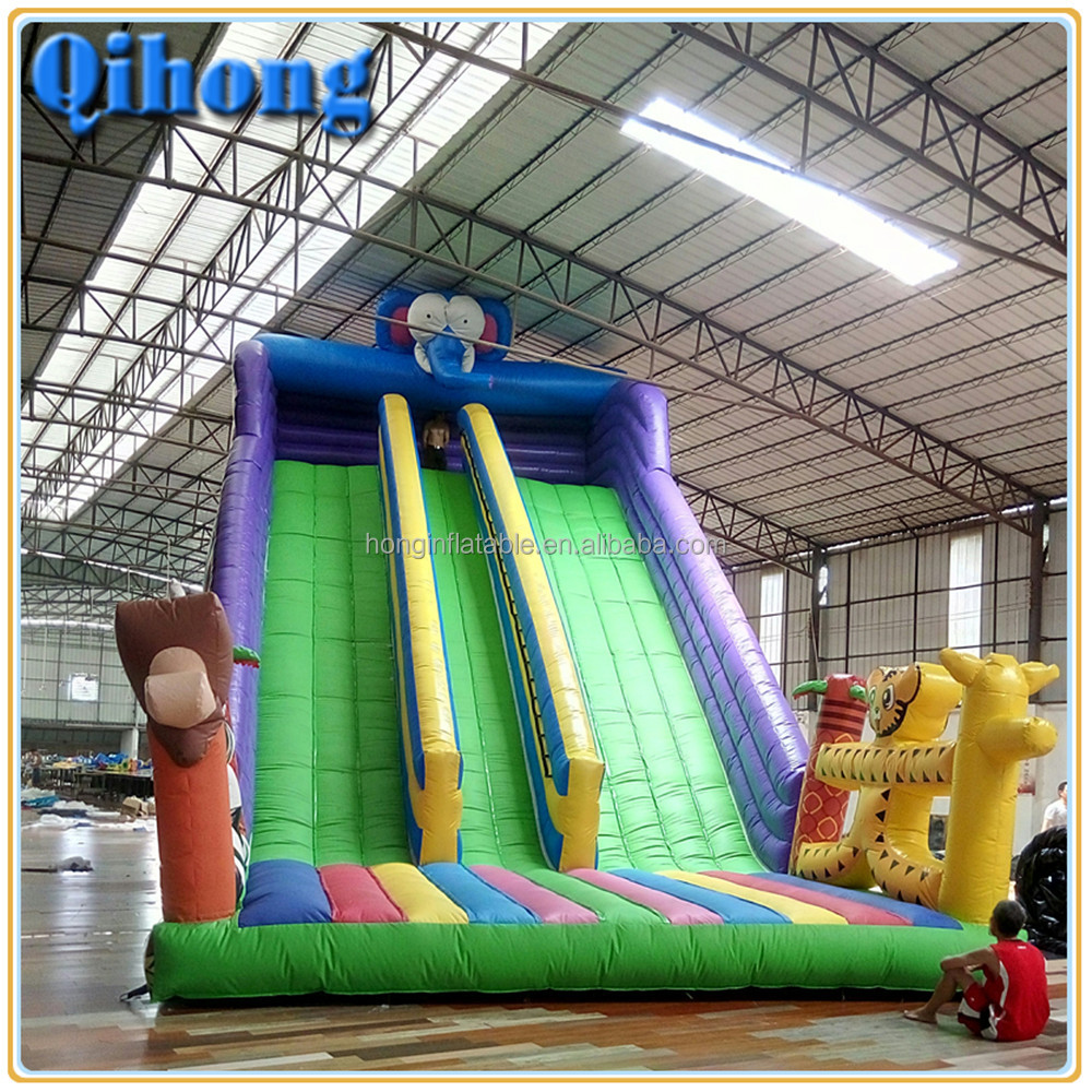 inflatable water slide for kids and adults inflatable water slide
