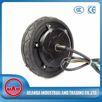 Electric bike wheel motor 36v 500w brushless waterproof