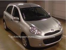 Nissan March K13 2012