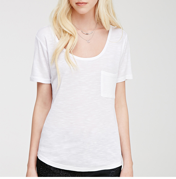 High quality plain blank t shirt women bulk plain white Bulk quality t shirts
