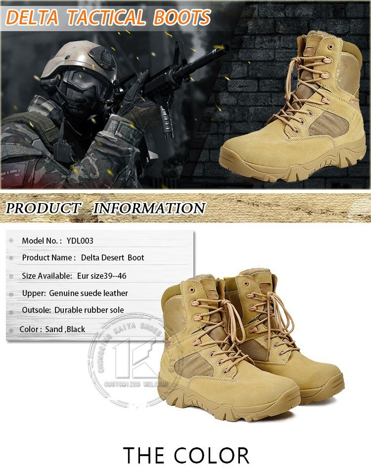 80d645481d3 Best Price Shoes Men s Camo Combat Army Military Boots For Wholesale ...