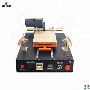 LY 949V 14 inches semi-automatic built-in vacuum pump tablet LCD screen separator with Samsung frame separating for big screen