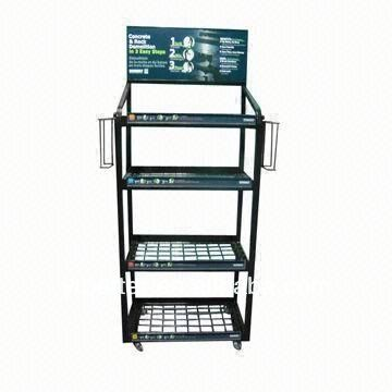 Factory direct basketball display stand