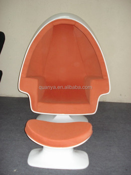 Lee West Stereo Alpha Egg Pod Speaker Music Chair China Modern Classic  Designer Furniture Factory