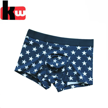 aca76f2b53b6 Oem Design Your Own Brand Fashion Men Boxer Comfortable Cotton Men Underwear