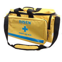 2017 hot sell high quality professional factory wholesale emergency kit bag, meidical first aid kit bag approved by FDA, CE, ISO
