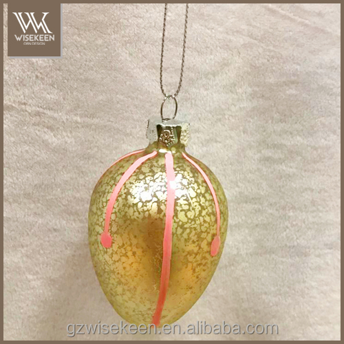 Wholesale glass ball ornaments for xmas decoration