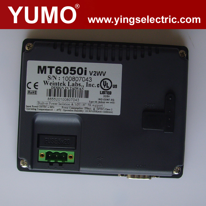 Mt6050i Touch Screen Display 4.3 Inch Cheap Hmi Panel Integrated ...