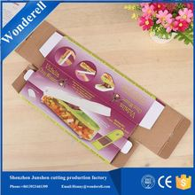 fashion cylinder package a3 cardboard boxes
