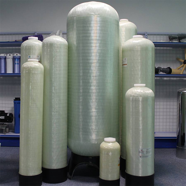 FRP Water Media <strong>Filtration</strong> with Contral Valve
