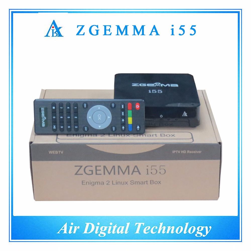 Live Streaming Internet Tv Box Zgemma I55 New Version Iptv Internet Tv  Decoder - Buy Live Streaming,Iptv,Zgemma Product on Alibaba com