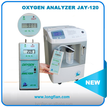 Portable Oxygen Analyzer