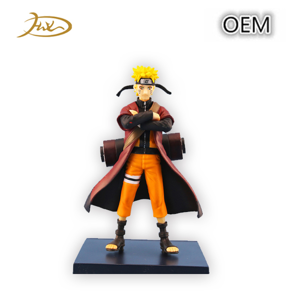 Naruto Anime Character Resin Figure Toy Display